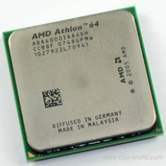 PROCESOR AM2 AMD Athlon 64 ADA4000IAA4DH AMD Athlon 64 4000+ - Procesor PC AMD, Numar nuclee: 1, 2.5-3.0 GHz
