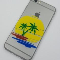 Husa Ultra Thin Design TROPICAL Apple iPhone 5G / 5S / SE - Husa Telefon Apple, iPhone 5/5S/SE