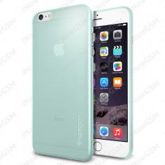 Husa slim subtire polipropilena Spigen SGP11159 Apple iPhone 6s Plus - Husa Telefon SPIGEN, iPhone 6 Plus, Transparent