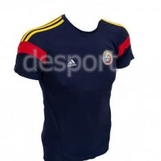 Tricou Adidas - Nationala Romaniei - Romania - Culori diverse - Pret Special - Tricou barbati, Marime: S, L, Culoare: Bleumarin, Rosu, Maneca scurta