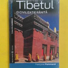 TIBETUL O civilizatie ranita Francoise Pommaret sigilata in tipla - Istorie