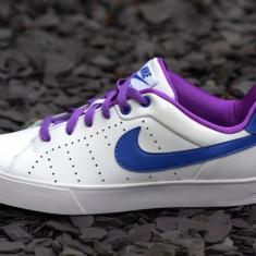 Adidasi originali Nike Court Tour - Adidasi copii Nike, Marime: 36, 36.5, 37, 37.5, 38, 38.5, Culoare: Din imagine, Unisex, Piele naturala