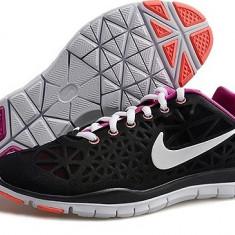 Adidasi dama Nike Free 5 - adidasi originali - running - adidasi alergare, Culoare: Din imagine, Marime: 36, Textil