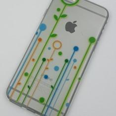 Husa Ultra Thin Design ABSTRACT Apple iPhone 5G / 5S / SE - Husa Telefon Apple, iPhone 5/5S/SE