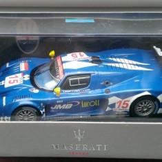 Macheta metal Maserati MC12 2008 no.15 - FIA GT scara 1/43 IXO (LeMans series) - Macheta auto