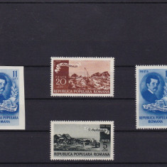 ROMANIA 1950, LP 262, CENTENARUL I. ANDREESCU, MNH, LOT 0 RO - Timbre Romania, Nestampilat