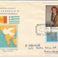 (No2) plic omagial- BALCANFILA III, An: 1981