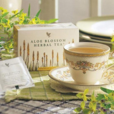 Forever Aloe Blossom Herbal Tea - Remediu din plante
