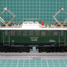 Locomotiva electrica E44 marca Fleischmann scara HO(5665) - Macheta Feroviara, 1:87, Locomotive