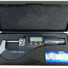 Micrometru digital 0-25 mm