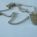 Lant argint cu pandant - 558 - Lantisor argint