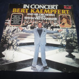 Bert Kaempfert & His Orchestra ‎– In Concert _ Vinyl,LP,Germania easy listening