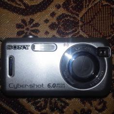 Aparat foto digital Sony DSC-S600, 6.0MP - Aparat Foto cu Film Sony