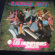 The Les Humphries Singers ‎– Kansas City _ vinyl(LP) Germania - Muzica Pop decca classics, VINIL