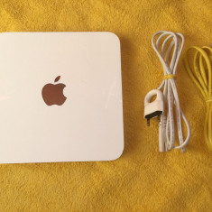 Apple Time Capsule A1355 ( 3rd generation ) 1TB - Router Apple, Port USB, Porturi LAN: 3, Porturi WAN: 1
