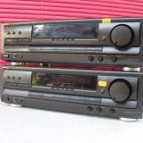 Amplificator TECHNICS SA-EX100 2 identice Import Germania - Amplificator audio