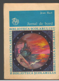 (C7083) JEAN BART - JURNAL DE BORD, 1986