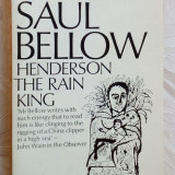 SAUL BELLOW - HENDERSON THE RAIN KING (LB. ENGLEZA / PENGUIN BOOKS, 1975)
