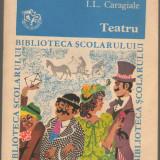 (C7079) I.L. CARAGIALE - TEATRU - Carte de calatorie