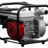 Pompa de apa pe benzina de 6.5 HP Straus Austria - Pompa gradina