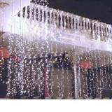 Instalatii de Craciun 250 leduri alb rece - Instalatie electrica Craciun