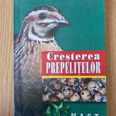 CRESTEREA PREPELITELOR- RUDOLF KIVITT - Carti Zootehnie