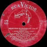Various - Seleccion De Estrellas - Vol. IV (Hecho en Cuba) (Vinyl), VINIL