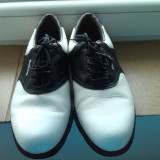 adidasi/ pantofi golf piele marime 38.5