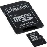 Card microSD cu adaptor Kingston 16GB