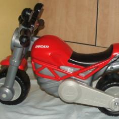 Motocicleta copii Chicco Ducati Monster