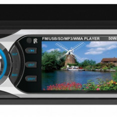Player auto MP5 cu display - CD Player MP3 auto