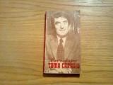 Carte despre TOMA CARAGIU - studiu: Valentin Silvestru - 1984, 263 p.