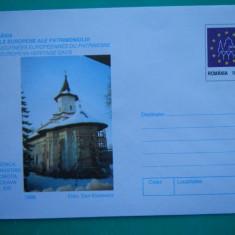 HOPCT PLIC 862 BISERICA MANASTIRII PROBOTA SUCEAVA /ZILELE PATRIMONIULUI EUROPA