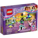 Călătorie spatiala în parcul de distracții 41128 Lego Friends