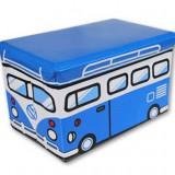 Taburet in forma de autobuz