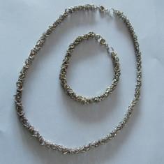 Set argint - 553 - Set bijuterii argint