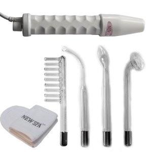 Electroderm portabil 4 capete foto
