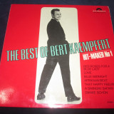 Bert Kaempfert – The Best Of Bert Kaempfert_vinyl,Lp,Germania easy-listening