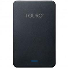 Hard disk extern Hitachi Hard disc extern HDD Hitachi Touro Mobile 2.5'' 1TB USB3.0, Negru HTOLMU3EA10001ABB - HDD extern