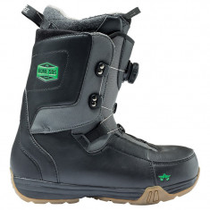 Boots snowboard Rome Stomp black 2017, Marime: 39, 40, 41, 42, 46