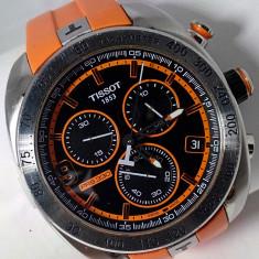 Tissot PRS 330 Tony Parker Limited Edition no. 0796/499 - Ceas barbatesc Tissot, Lux - sport, Quartz, Inox, Silicon, Cronograf