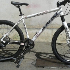 Cannondale flash f3 - Mountain Bike Cannondale, 17 inch, 26 inch, Numar viteze: 18
