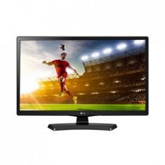 Televizor LED LG, 61 cm, 24MT48DF, HD Ready, Negru