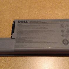 Baterie / Acumulator DELL LATITUDE D830 Netestata - Baterie laptop