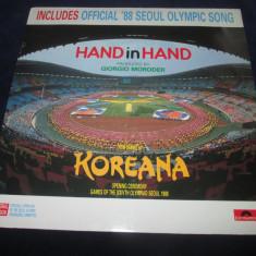Koreana – Hand In Hand _ vinyl(LP, album) Germania - Muzica Dance Altele, VINIL