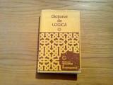 DICTIONAR DE LOGICA - Gheorghe Enescu - Editura Stiintifica, 1985, 382 p.