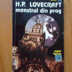 H4 Monstrul din prag - H P Lovecraft - Carte Horror