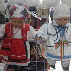 Costum popular bebe - Trusou botez