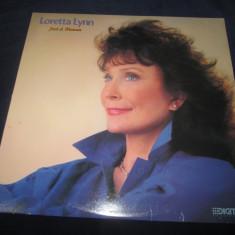 Loretta Lynn – Just A Woman _ vinyl(LP) SUA - Muzica Country, VINIL