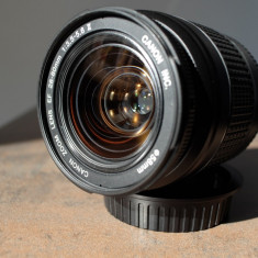 Obiectiv foto zoom 28-80mm Canon f3.5-5.6 II EF - Obiectiv DSLR Canon, Tele, Autofocus, Canon - EF/EF-S